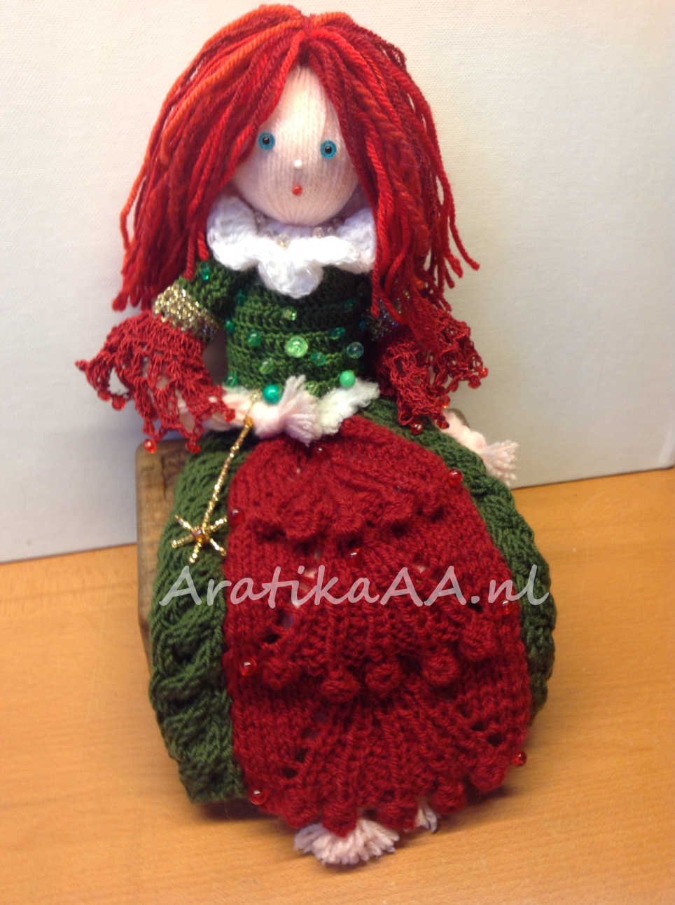 Rouska - A Midwinter Fairy joins us for Christmas